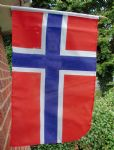 HAND WAVING FLAG - Norway